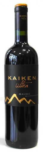 Malbec Kaiken Ultra 2015 Mendoza Argentina suché víno červené, obj. 0,75L, Alk. 14.5% obj.