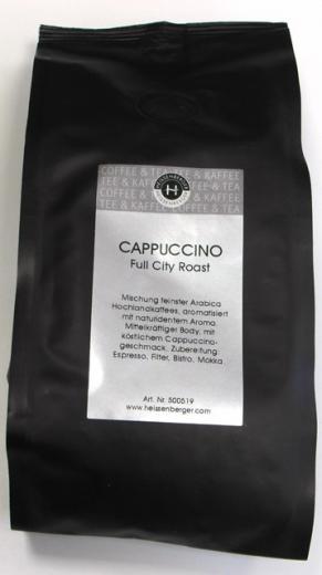 Cappuccino Heissenberger, aromatizovaná pražená káva, coffee 250g