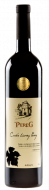Cuvée Čierny Pereg z čiernych ríbezlí a arónie značkové víno obj. 0,75 Alk. 11% obj.
