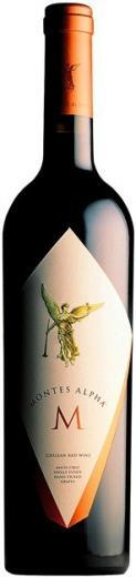 """Montes Alpha """"M"""" Vino Čile - Chile červené suché, obj. 0,75 L., Alk. 15 % obj."""