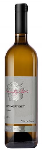 Rizling Rýnsky Mrva & Stanko 2013 Winemaker s cut Vinodol VZH
