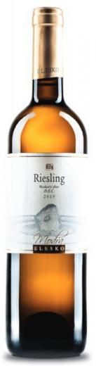 Riesling - Rizling Rýnsky ELESKO 2013 Neskorý Zber D.S.C. suché