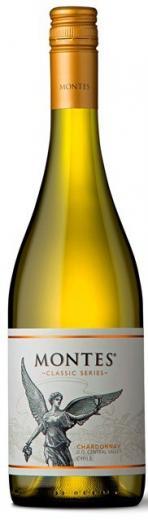 Chardonnay Classic MONTES vino Chile - Čile, obj. 0.75 L., Alk. 12 % obj
