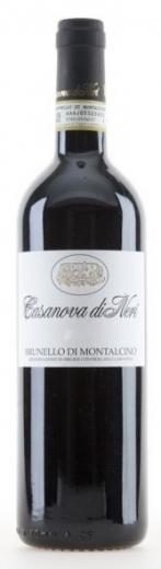 BRUNELLO di MONTALCINO Casanova di Neri Italia, obj. 0,75 L., Alk 14,5 % obj.