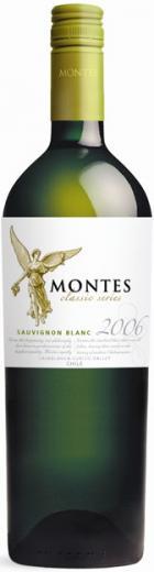 Sauvignon Blanc 2017 Classic Montes vino Chile - Čile, obj. 0,75 L., Alk. 13 % obj.