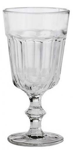 Pohár - Kalich - Čaša na víno RETRO objem: 200 ml