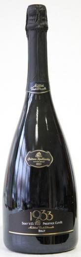 Sekt 1933 Prestige Cuvée Chateau Topoľčianky Brut Magnum 1.5 l
