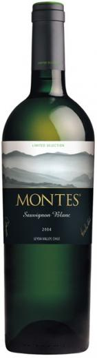 Sauvignon Blanc Limited Selection Montes vino