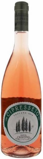 CIPRESSETO Antinori Santa Cristina Rosato Toscana Rosé, obj. 0,75 L, Alk. 12 % obj.