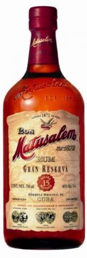 MATUSALEM RUM RON Solera 15 Blender Gran Reserva est. 1872, 0.7L