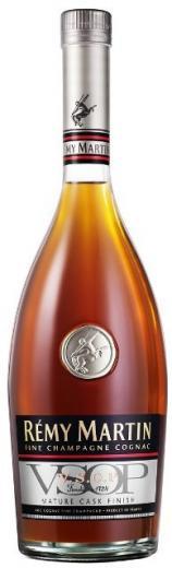 RÉMY MARTIN Fine Champagne Cognac VSOP , obj. 0,7 L , Alk. 40 % Obj. France