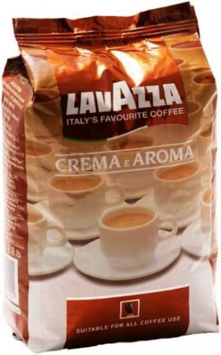LAVAZZA CREMA e AROMA pražená káva - coffee 1 kg