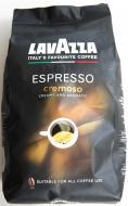 LAVAZZA ESPRESSO CREMOSO pražená zrnková Káva Coffee 1 kg