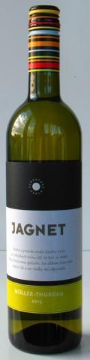 MÜLLER THURGAU JAGNET Vinárstvo Karpatská Perla CH.O.P., obj. 0,75 L, Alk. 12 % obj.