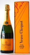 Veuve Clicquot Ponsardin Yellow label Champagne Šampanské AOC, obj. 0,75 L, Alk. 12 % obj.