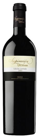 Inspiración Edicion Limitada Rioja Bodegas Valdemar