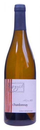 VYPREDANÉ - CHARDONNAY 2013 KASNYIK Selection Strekov suché víno biele, obj. 0,75 L, Alk. 14 % obj