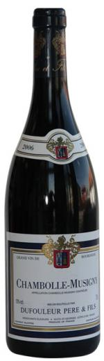 Chambolle Musigny Grand Vin de Bourgogne DUFOULEUR PERE & FILS