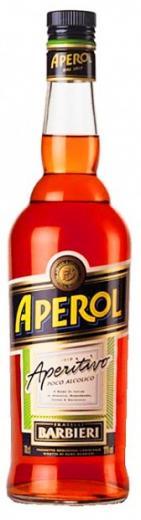 APEROL SPRITZ aperitivo likér Barbieri Italia, obj. 0,7 L, Alk 11 % obj.