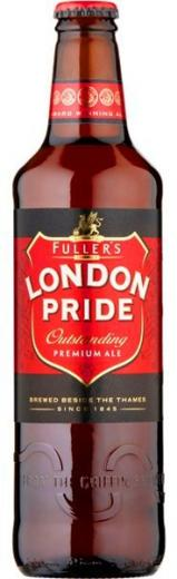 London Pride Fuller´s London Pride Happy Bitter Beer Pivo 0,5 L , Alk. 4,7 % obj.
