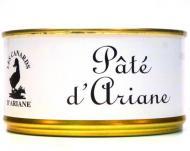 Paštéta Paté Ariane kačica , bravčové mäso, hydinová pečienka 200g