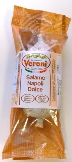 Saláma Salame Napoli Dolce Veroni Taliansko 200g