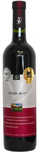 MÓŽE BYT 2014 vinárstvo Miroslav DUDO akostné značkové víno, obj. 0,75 L., Alk. 13 % obj.