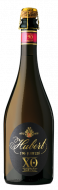 Sekt HUBERT XO šumivé víno biele Methode Traditionelle, obj. 0,75 L., Alk. 12,5 % obj.