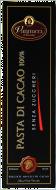 Čokoláda Vannucci Pasta di CACAO 100 % kakao, bez cukru