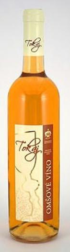 Omšové - liturgické víno Tokaj biele suché, obj. 0,75 L., Alk. 12 % obj.