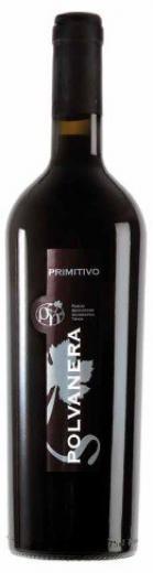 Primitivo 2011 Polvanera Puglia , obj. 0,75 L., Alk. 14 % obj.