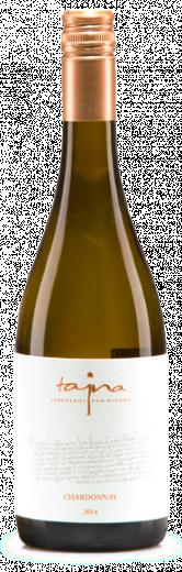 CHARDONNAY Vinárstvo Tajna suché víno biele, obj. 0,75L., Alk. 13 % obj.