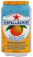 L´ARANCIATA SANPELLEGRINO Limonáda, malinovka, nealko pomaranč, obj. 0,33 L.