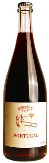 MODRÝ PORTUGAL Vinárstvo Strekov 1075 Zsolt Sütő Autentista, obj. 0,75 L. Alk. 12,5 % obj.