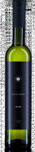 DEVÍN Dílemúre Karpatská Perla Hrozienkový výber sladké víno, obj. 0,5 L, Alk. 9,5 % obj