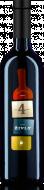 4 Živly Červené Karpatská Perla Výber z Hrozna, Cuvée, obj. 0,75 L, Alk. 13,5 % obj.