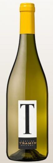BIANCO Chardonnay Pinot Bianco Sauvignon cuvée Cantina Tramin, obj. 0.75 L, Alk. 12.5 % obj.