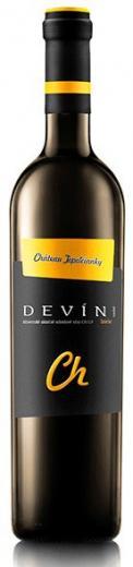DEVÍN Chateau Noir Topoľčianky suché víno, obj. 0,75 L, Alk. 12,5 % , 2017-2018